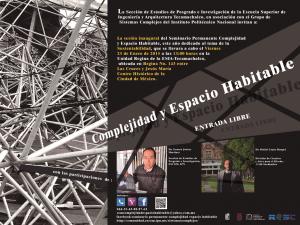 cartel complejidad seminario 3